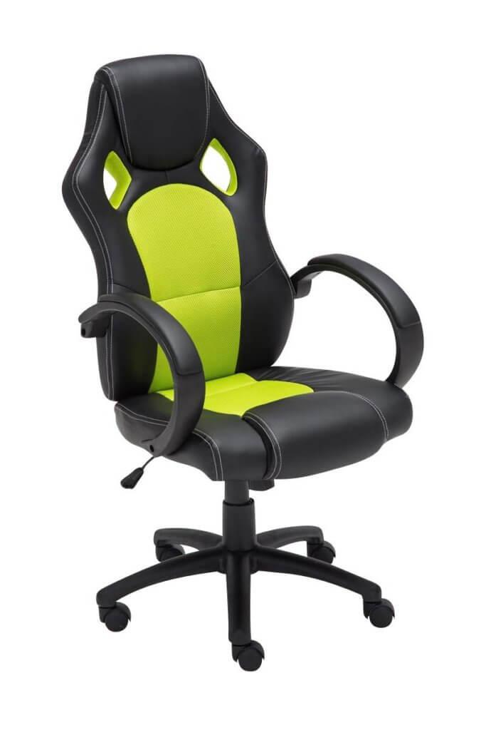 Clp silla oficina fire gaming encuentra la mejor silla for Sillas oficina alcampo