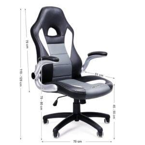 silla-songmics-barata-comoda