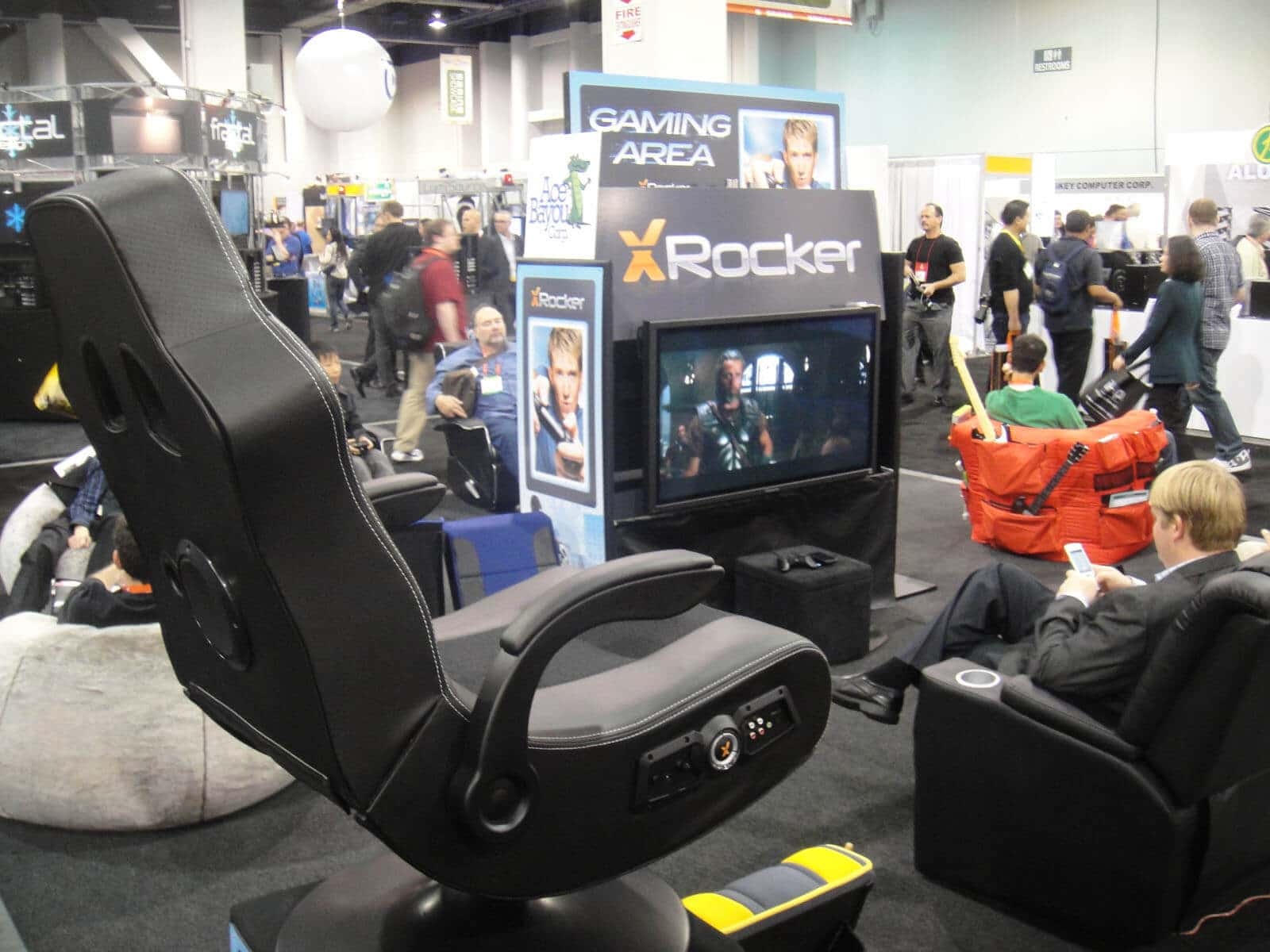 Los mejores sillas gaming x rocker en la comparativa for Sillas gaming baratas