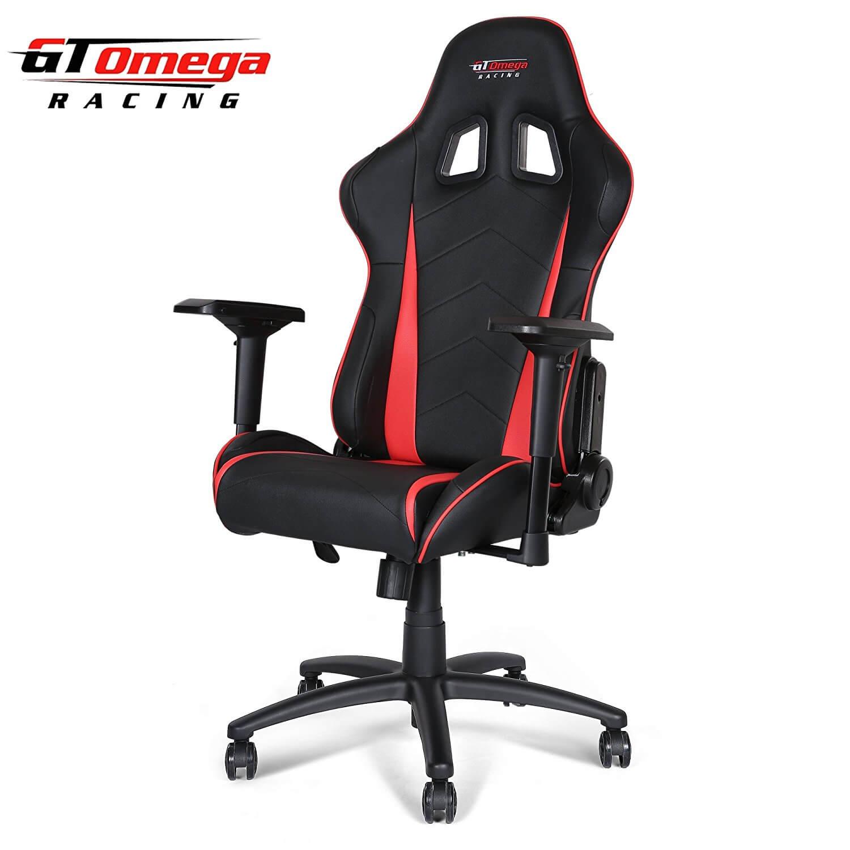 Gt omega pro racing comparativa y an lisis de sillas - Silla gaming diablo ...