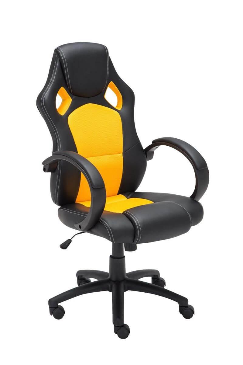▷ CLP Silla de oficina FIRE - ¡Encuentra la mejor silla gamer para tí!