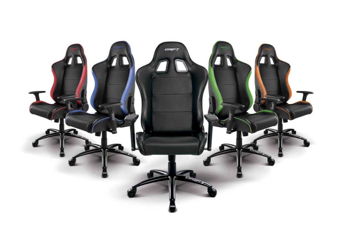 Sillas-gaming-drift-dr100-dr200-dr300, sillas-gaming-drift