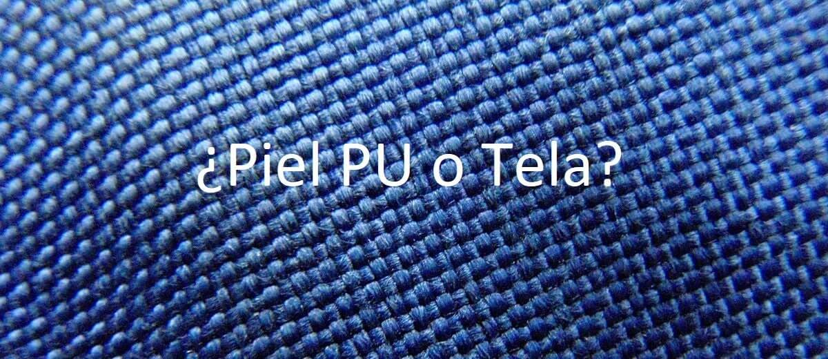 Material de las Sillas Gaming: ¿Debe Ser de Piel PU o de Tela?