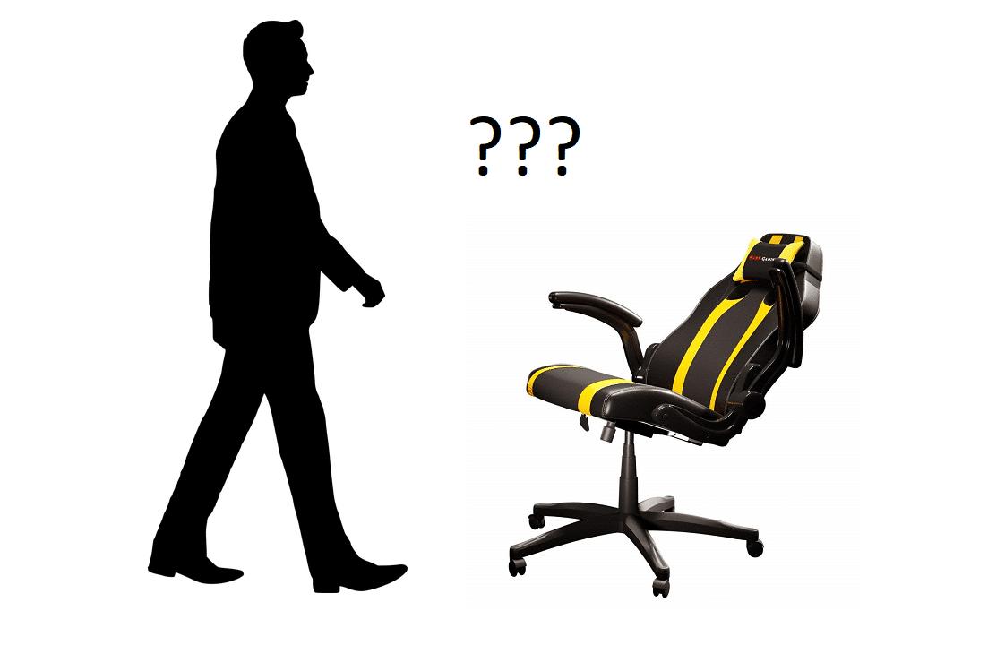 3 ejemplos de sillas gaming para personas altas 2019 - Sillas gamer baratas ...