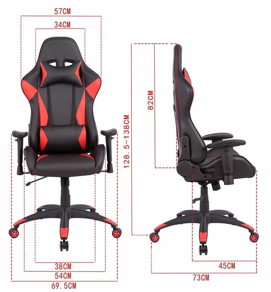 amazon-basics-silla-dimensiones