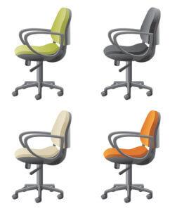 estilos-y-colores-de-sillas