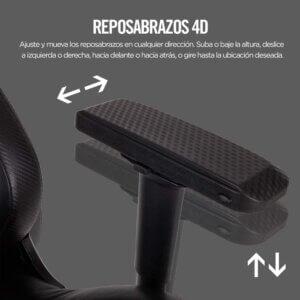 reposabrazos-4d