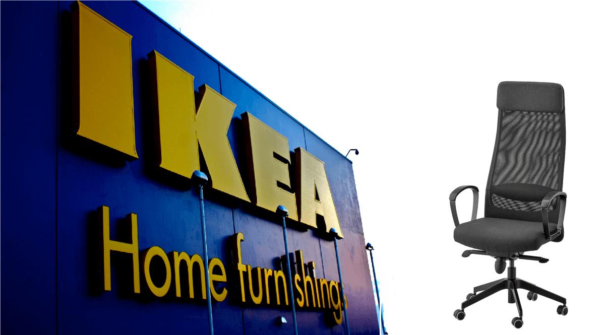 Ikea   ¿Ikea tiene sillas para gamers?